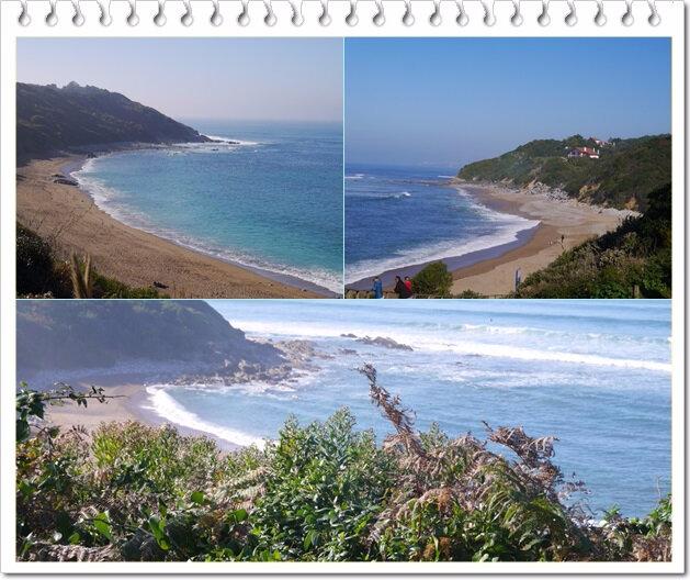 30.10.16 Sentier littoral de Guétary à la Pointe Barbe