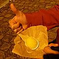 Iguape - bolinho coco