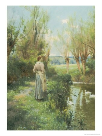 ART113237~Spring-Morning-Affiches
