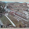 Lourdes - basilique