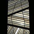 vitrail contemporain - minéral - clotilde gontel