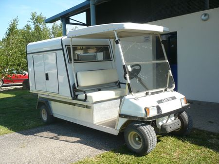 CLUB CAR Carryall 6 van box Madine (1)