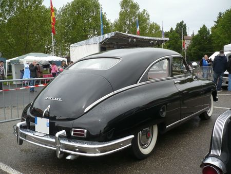 PACKARD Eight 2door coupé 1948 Illzach (2)
