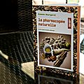La pharmacopee naturelle - simone bourgarel - editions alternatives - gallimard 4 miss/5