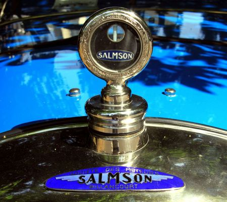 Salmson type S4 roadster de 1930 Logo (34ème Internationales Oldtimer meeting de Baden-Baden) 03