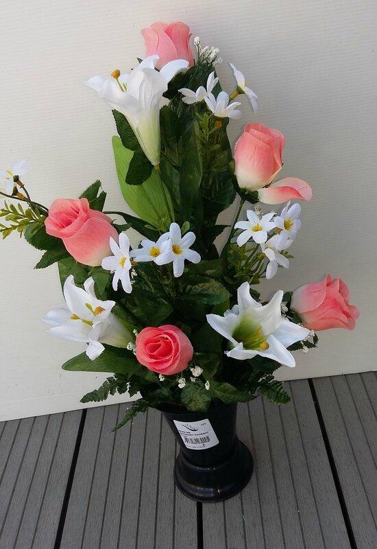 artificielles des fleurs des cadeaux (34)
