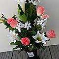 Il fait chaud : fleurissez vos tombes et le cimetière avec des fleurs artificielles de belle qualité