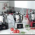 Cook expert - robot cuiseur multifonctions - magimix