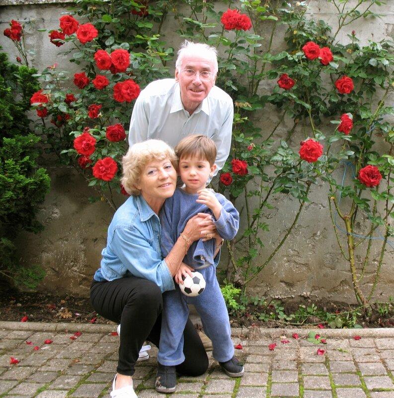 Maman, Papa et Émile 20 mai 2007 - copie