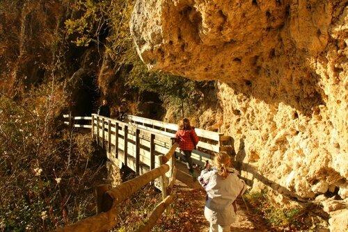 la grotte de Gournier 212