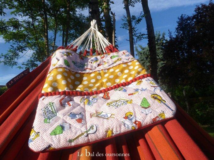 108 Blog Couture DIY Hamac Sac Matelassé