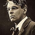 William butler yeats (1865 - 1939) : l'île du lac d'innisfree / the lake isle of innisfree