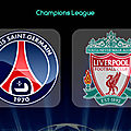 Ligue des champions : psg vs liverpool stremaing live en direct- 28/11/18