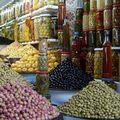 Sablés au parmesan et olives noires