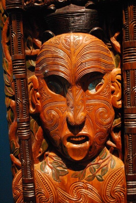 Te Papa - Art Maori (1)