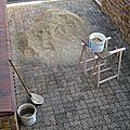 4 - POULAILLER SABLE POUR CHAPE
