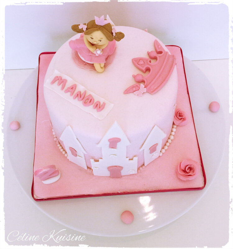 Gateau princesse3