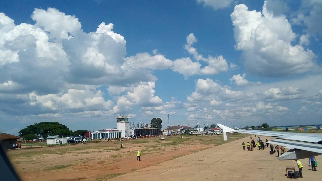 aéroport de kananga