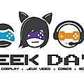 Geekday : espace bd-comics village !