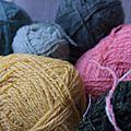 Je tricote ..