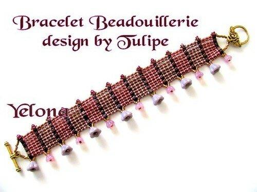 Bracelet Beadouillerie