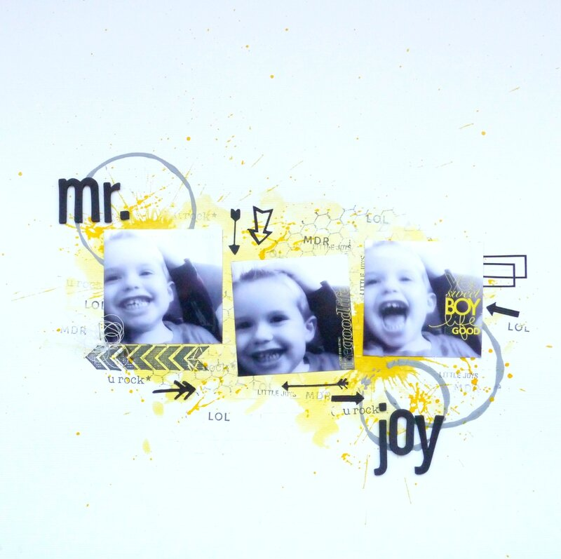 Mr Joy