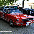 Ford mustang gt350 convertible de 1966 (paul pietsch classic 2014)