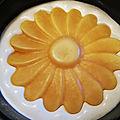 Délice vanille citron vert et insert mangue passion