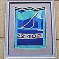Détail bateau - Paimpol