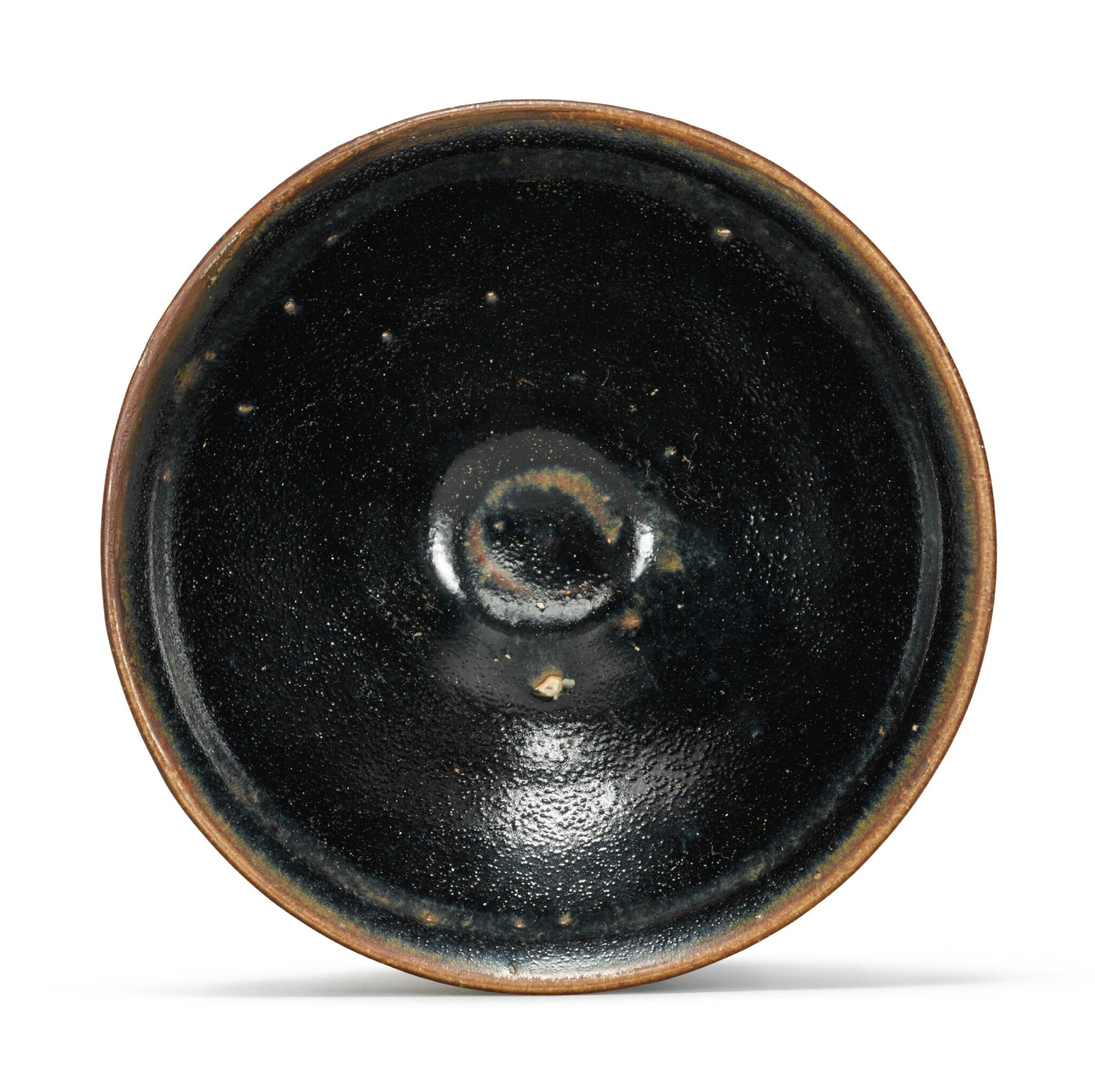A Henan black-glazed bowl, Northern Song-Jin Dynasty