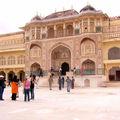 jaipur fort damber palace577