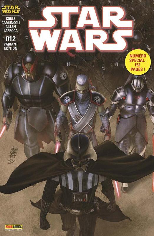 star wars V2 12 cover 2