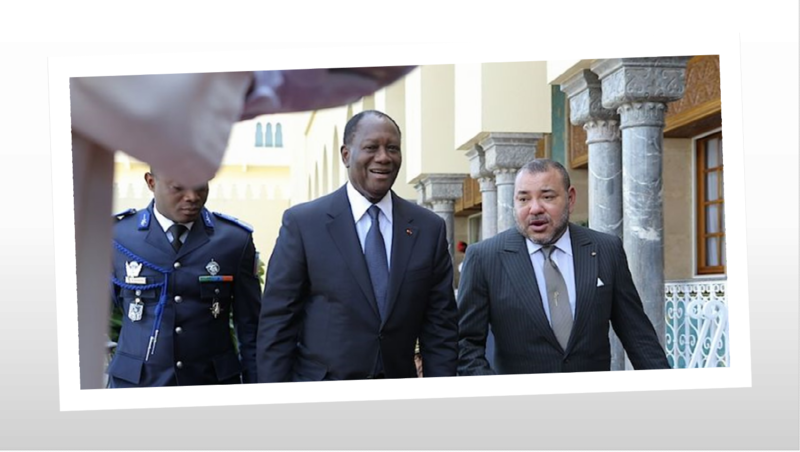 La DGSE (Direction générale de la Sécurité extérieure) française accuse Ouattara de transferts illicites de fonds, de blanchiment d'argent, et de détournement de plusieurs milliards de FCFA des PPTE…