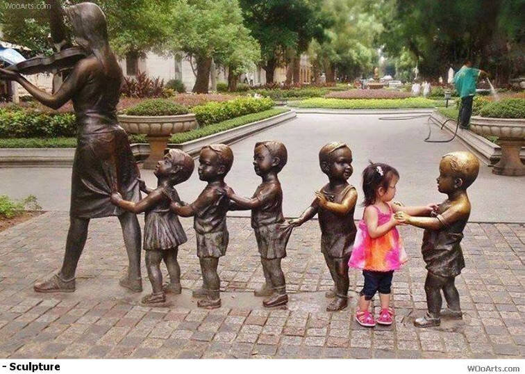 sculptureenfants