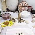 Le parfum magique yahni – papier magique yahni de richesse.