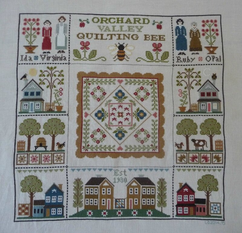 Orchard Valley Quilting Bee