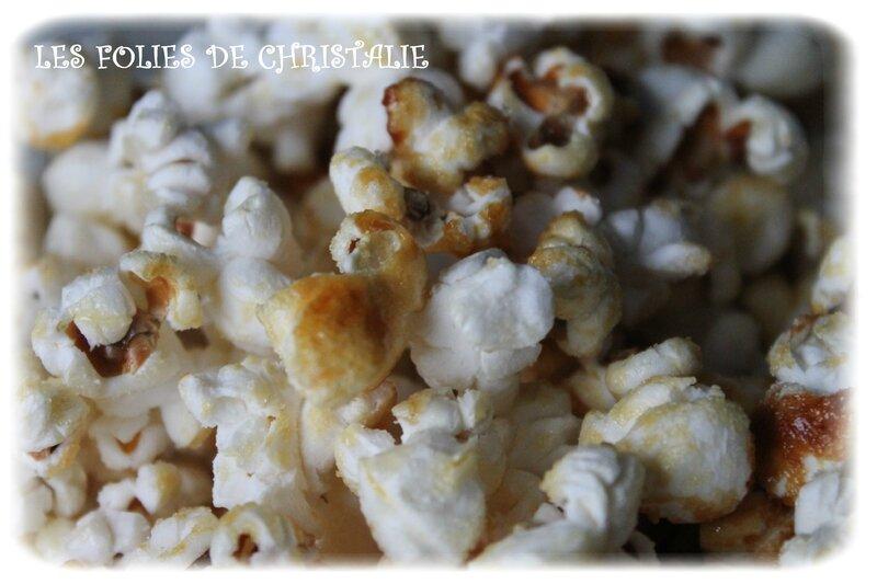 Pop corn sucré 6
