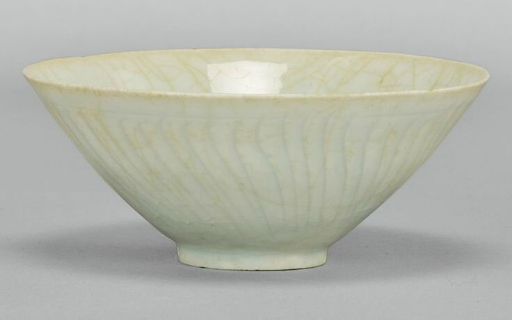 A Qingbai bowl, Song dynasty