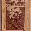 Pages héroïques de la 5e Division d'infanterie (couv.)