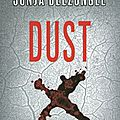 Dust, de sonja delzongle - partenariat denoël