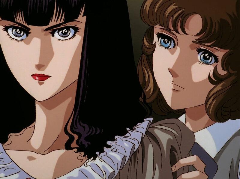 Mangas Séries Oniisama E27 Mariko Mariko un coup tranchant 06