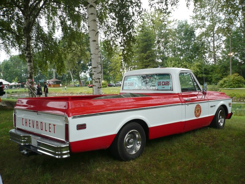 CHEVROLET C-10 Custom Deluxe 2door pick-up 1972 Ohnenheim (2)