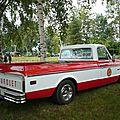 Chevrolet c-10 custom deluxe 2door pick-up 1972