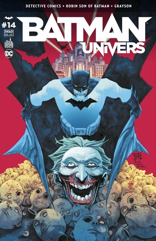 batman univers 14