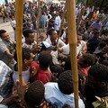 Timkat dans la région de Gondar