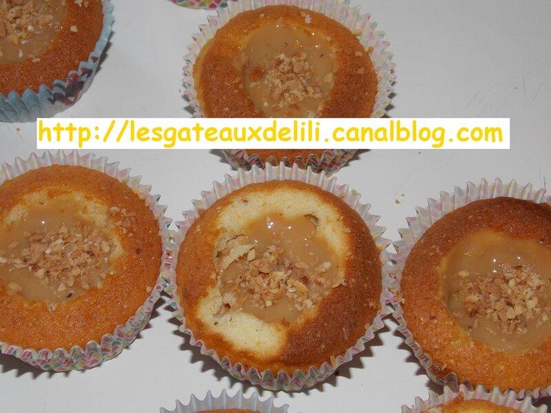 2014 05 25 - cupcakes confiture de lait (3)