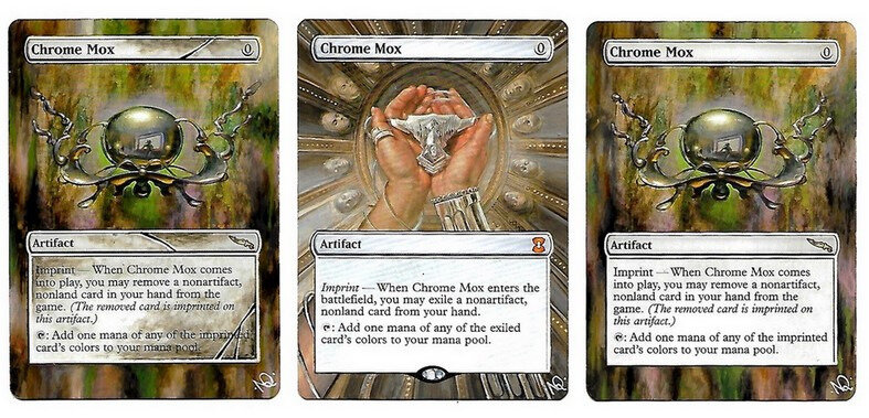Chrome Mox Altered