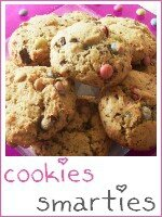 cookies choco-smarties - index