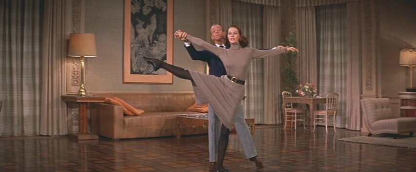 Silk Stalkings 08 - Cyd Charisse Fred Astaire