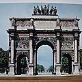 75 Arc de Triomphe du Carroussel